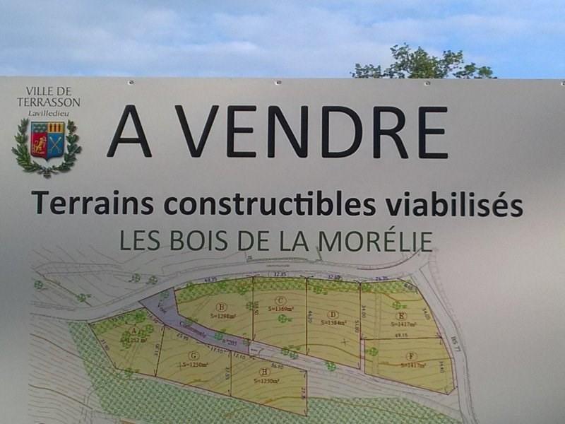 Vente terrain Terrasson lavilledieu 26273€ - Photo 3