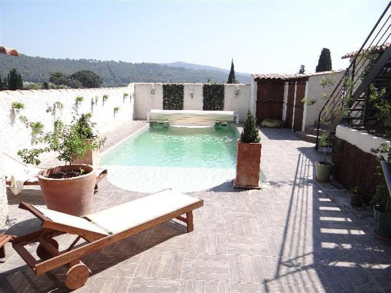 Vente maison / villa St cyr sur mer 550000€ - Photo 1