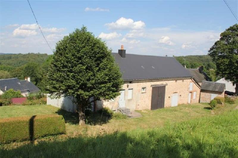 Sale house / villa Planchez 69500€ - Picture 1