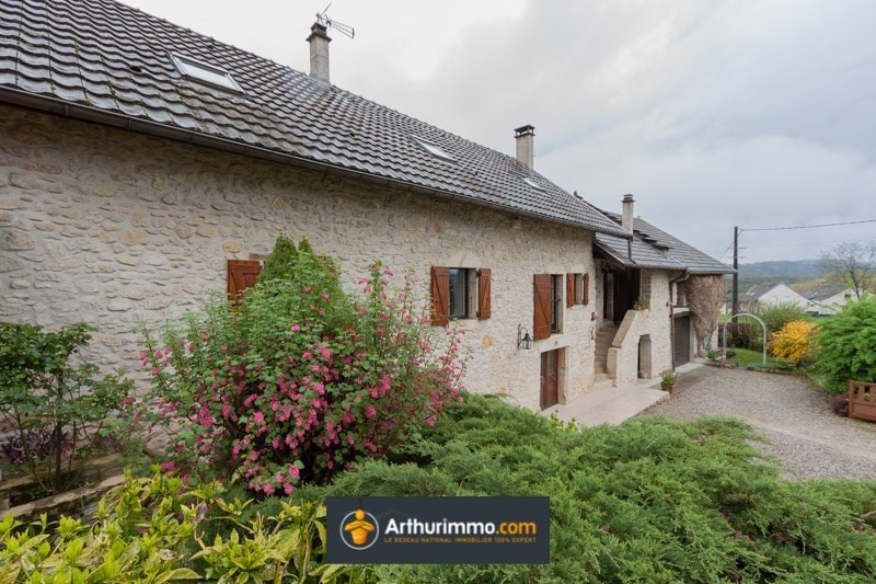 Sale house / villa Belley 210000€ - Picture 1
