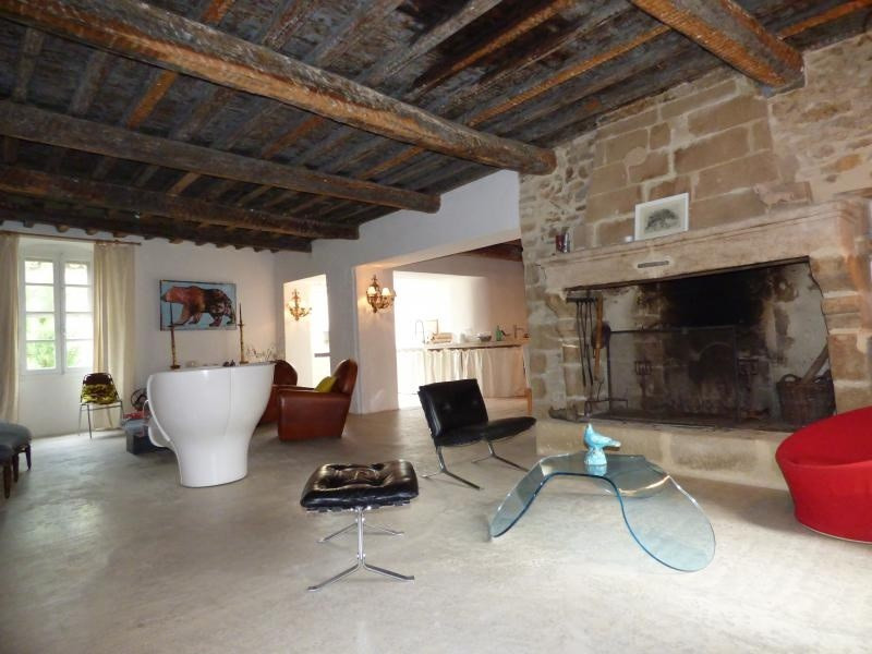 Deluxe sale house / villa Uzes 745 000€ - Picture 3