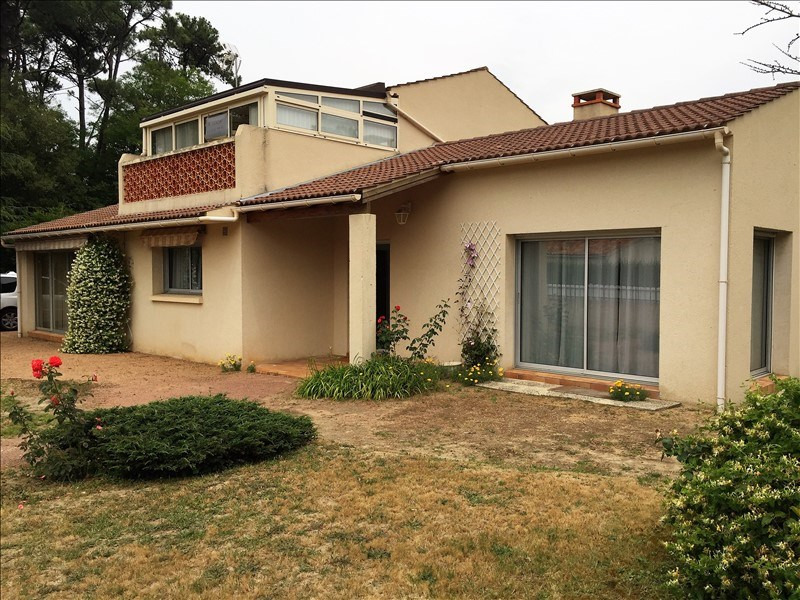 Vente maison / villa Jard sur mer 364000€ - Photo 1