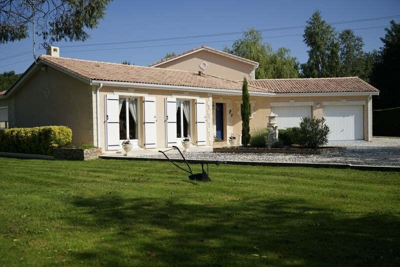 Vente maison / villa Cezac 367000€ - Photo 1