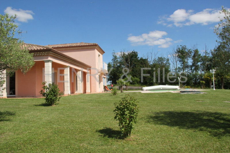 Vente maison / villa L'isle jourdain 10 min 415 000€ - Photo 27