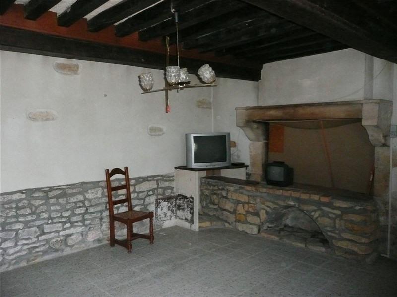 Vente maison / villa Montaron 35000€ - Photo 3