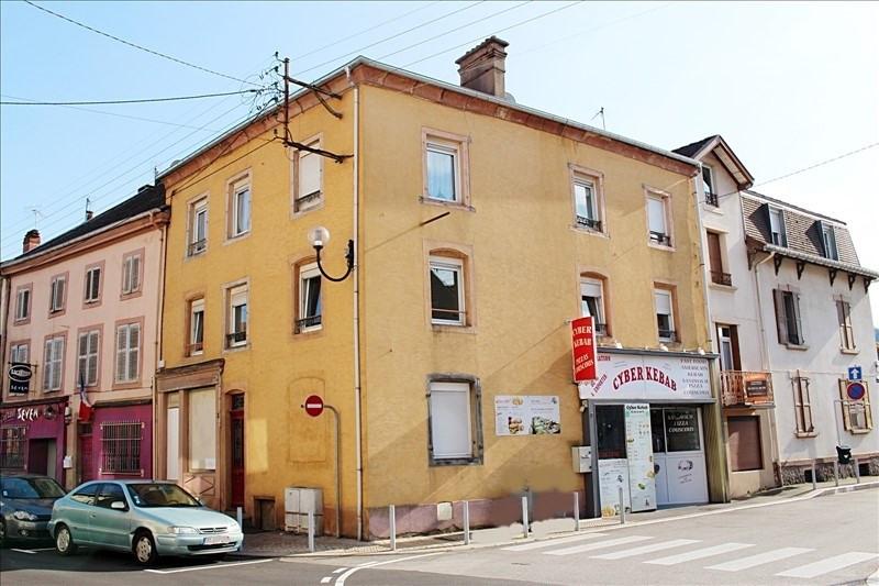 Investment property building Raon l etape 169000€ - Picture 1