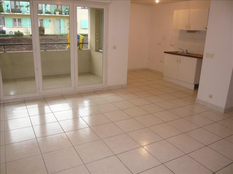 Sale apartment Sete 163000€ - Picture 1