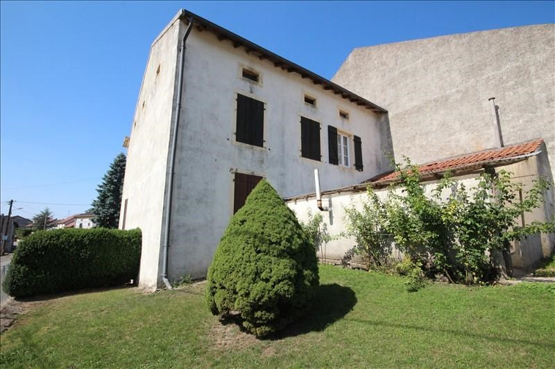 Vente maison / villa Thionville 213900€ - Photo 1