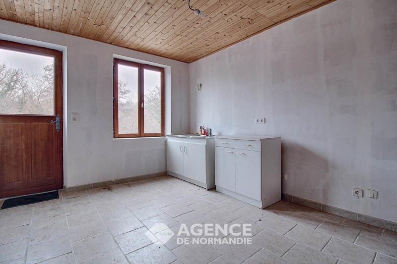 Sale house / villa La ferte-frenel 55000€ - Picture 5