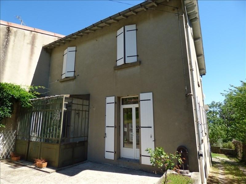 Vente maison / villa Proche de mazamet 162000€ - Photo 1