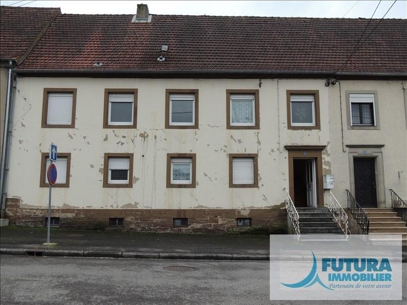 Vente maison / villa Puttelange aux lacs 167000€ - Photo 1