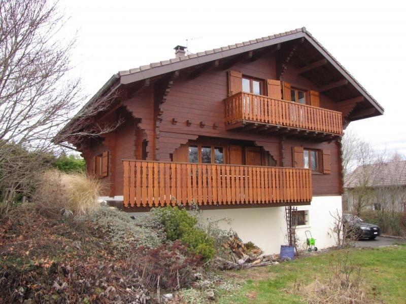 Vendita casa La balme de sillingy 472500€ - Fotografia 2
