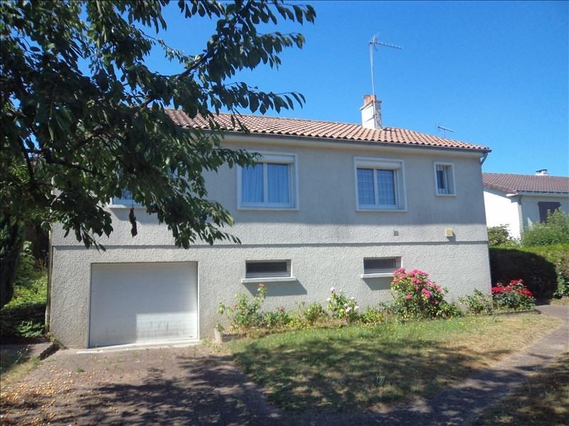 Vente maison / villa Cholet 126850€ - Photo 1