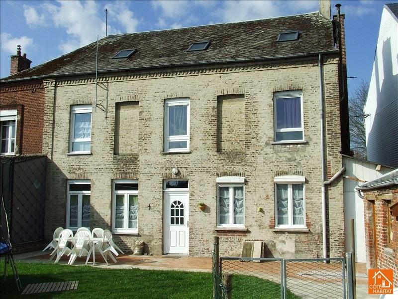 Vente maison / villa Hirson 173600€ - Photo 1