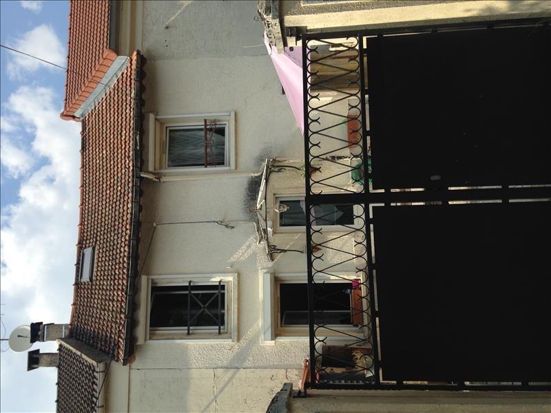 Vente maison / villa Villemareuil 143000€ - Photo 1