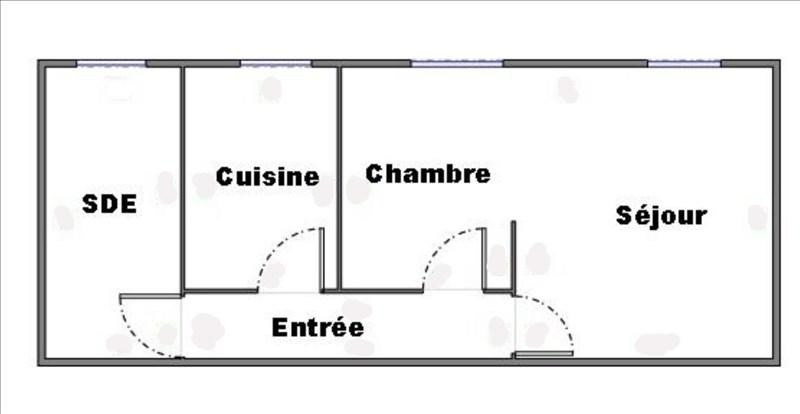 Vente appartement Colombes 197 000€ - Photo 5