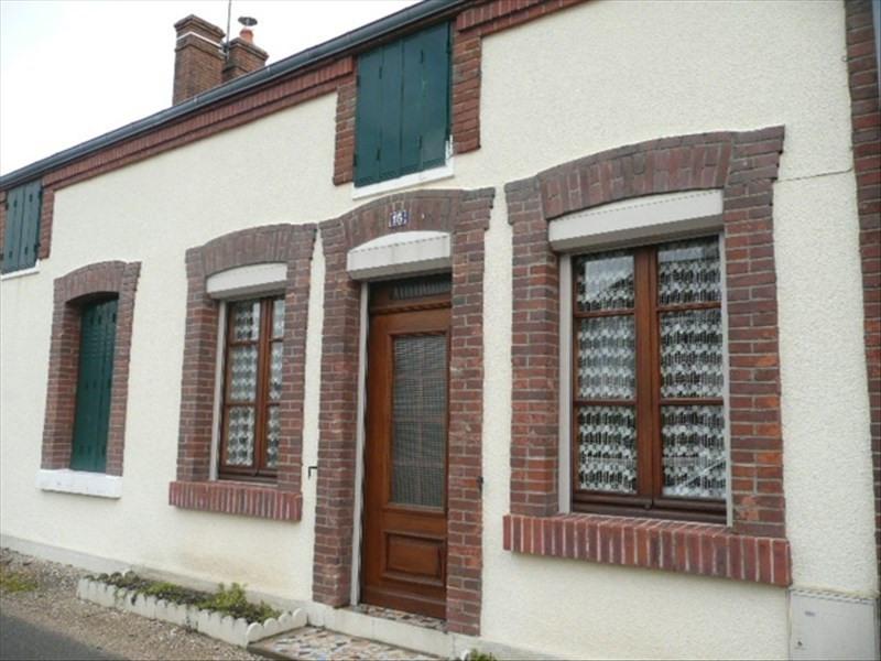 Rental house / villa Aubigny sur nere 500€ CC - Picture 1