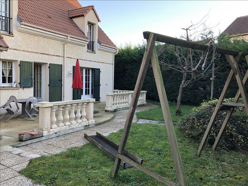 Vente maison / villa Quincy-sous-senart 396 000€ - Photo 1