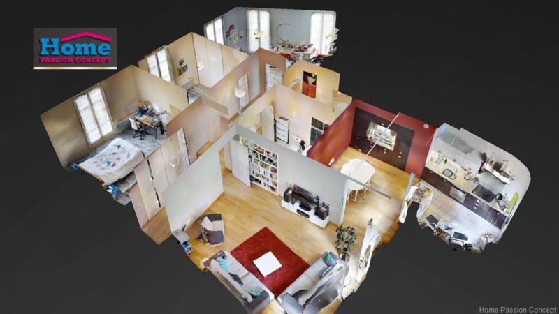 Sale apartment Nanterre 650000€ - Picture 1