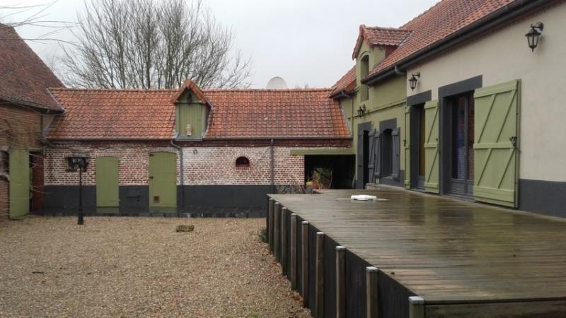 Vente maison / villa Pas en artois 360000€ - Photo 1