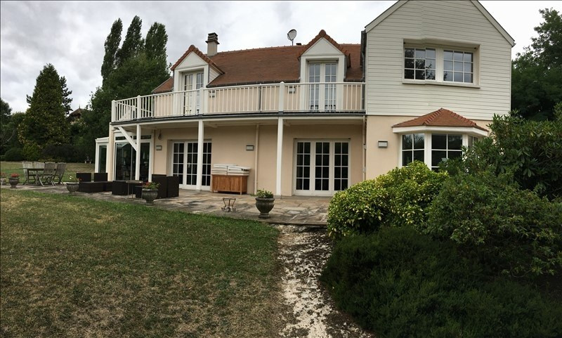 Deluxe sale house / villa Chambourcy 1 498 000€ - Picture 2