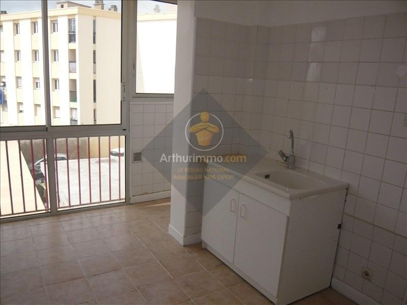 Rental apartment Sete 520€ CC - Picture 2