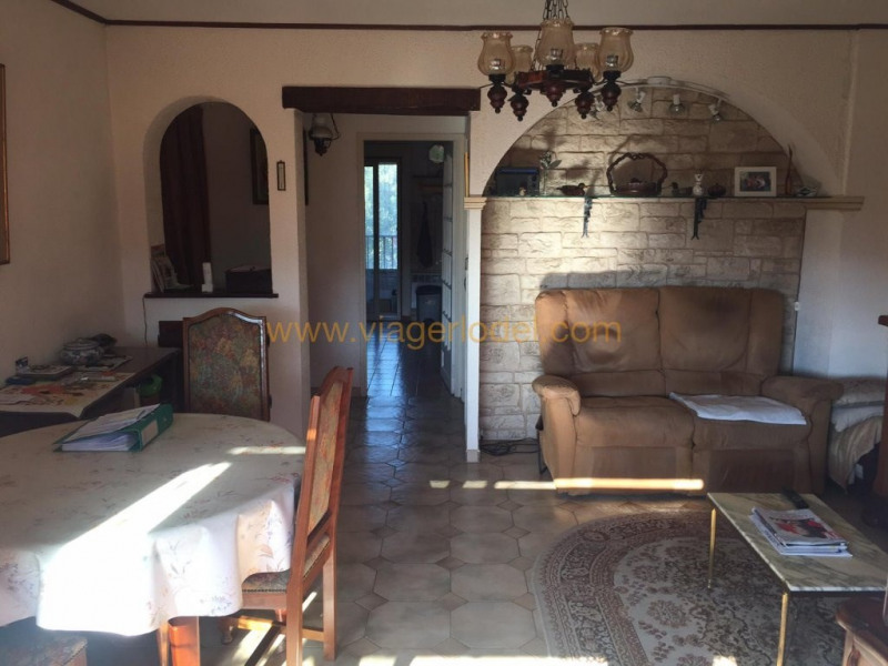 Vendita nell' vitalizio di vita appartamento La trinité 42500€ - Fotografia 6