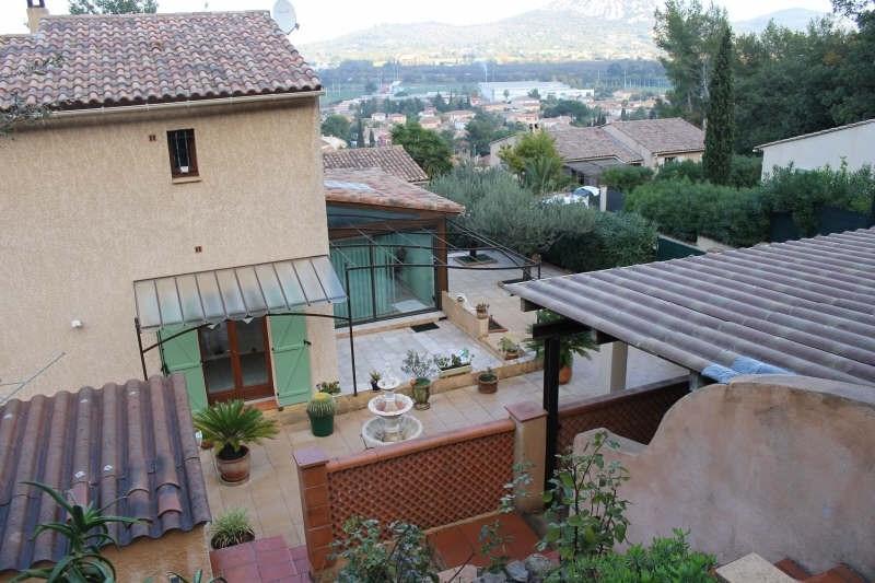 Sale house / villa La crau 398000€ - Picture 9