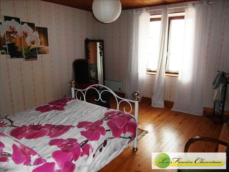 Vente maison / villa Ruffec 101500€ - Photo 3