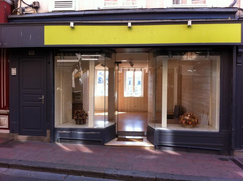 Rental shop Honfleur 2500€ HC - Picture 2