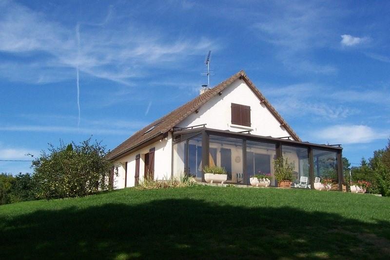Revenda casa Saussey 214000€ - Fotografia 1