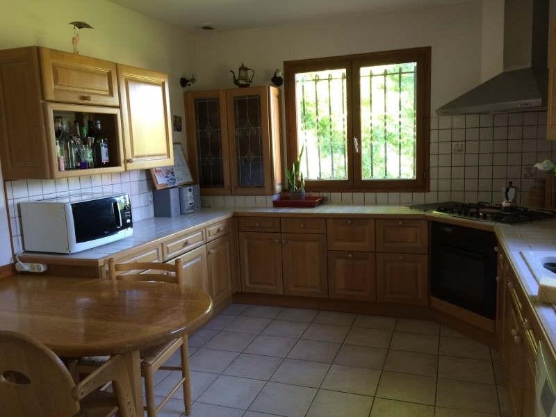 Sale house / villa Cour et buis 320000€ - Picture 6