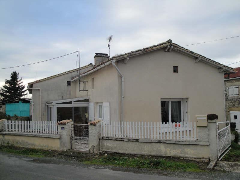 Sale house / villa La creche 106000€ - Picture 1