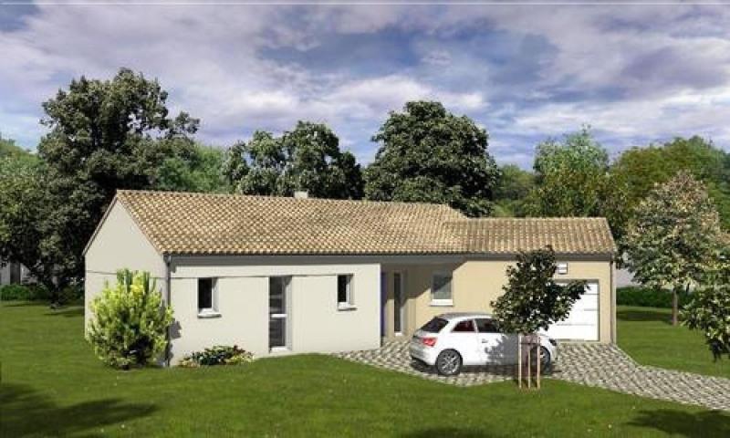 Maison  5 pièces + Terrain 378 m² Saint-Vincent-sur-Jard par LOGIS DE VENDEE