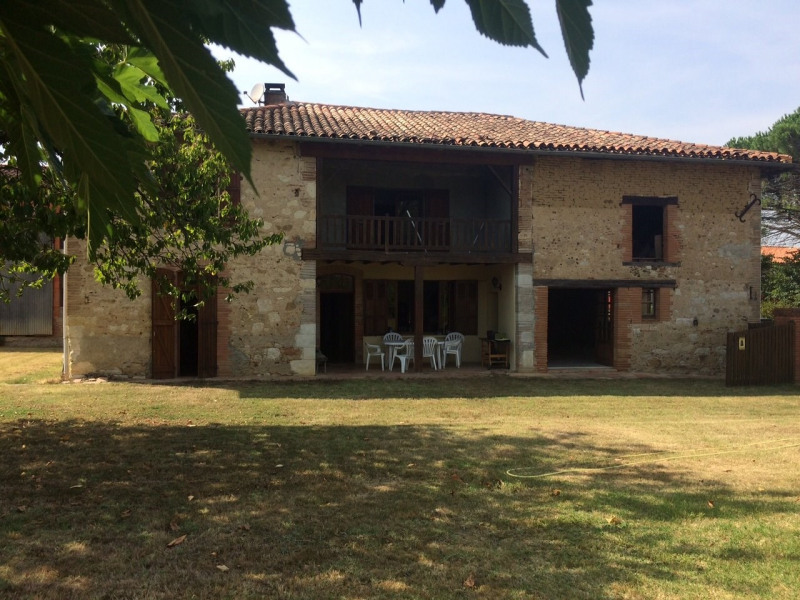 Vente maison / villa Larrazet 302000€ - Photo 1