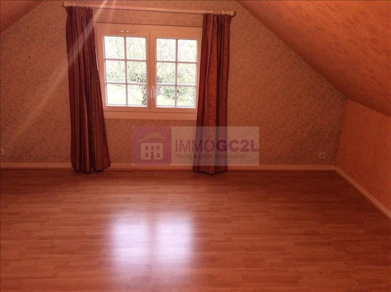 Sale house / villa Spay 249100€ - Picture 7