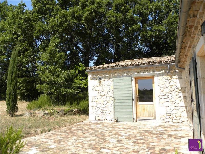Vente maison / villa Lussan 269500€ - Photo 8
