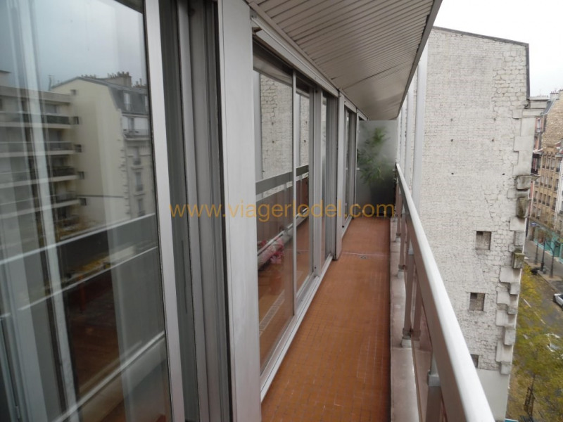 Life annuity apartment Paris 14ème 65 000€ - Picture 6
