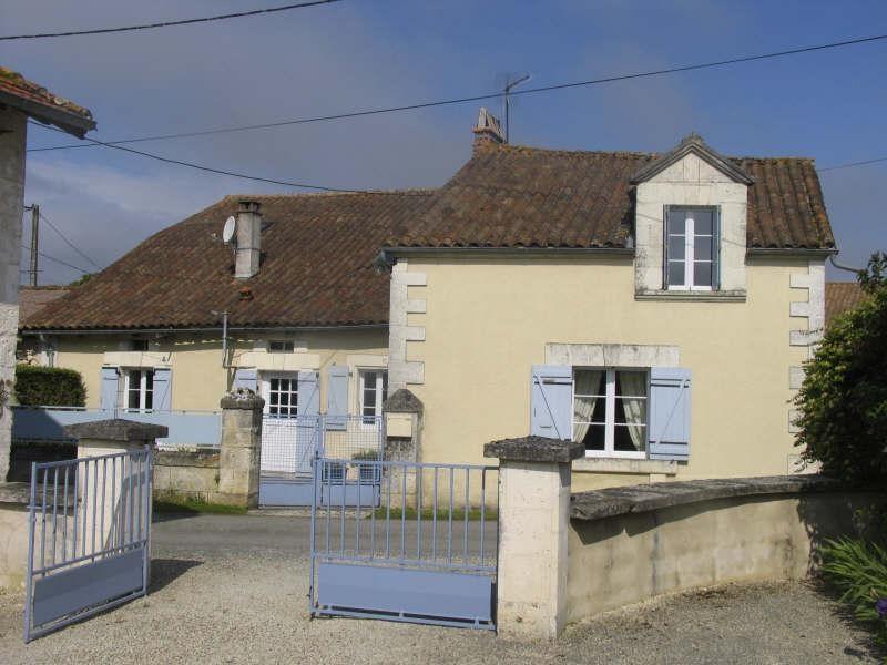 Vente maison / villa Leguillac de cercles 264900€ - Photo 4