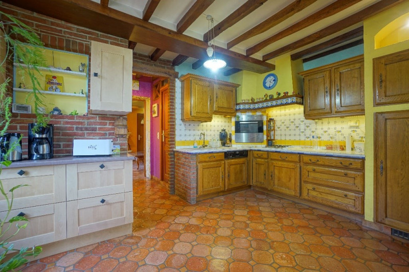 Vente maison / villa Tourny 253000€ - Photo 4