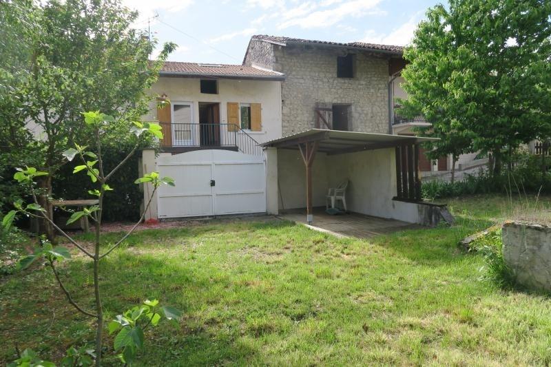 Sale house / villa Pont-d'ain 116000€ - Picture 9