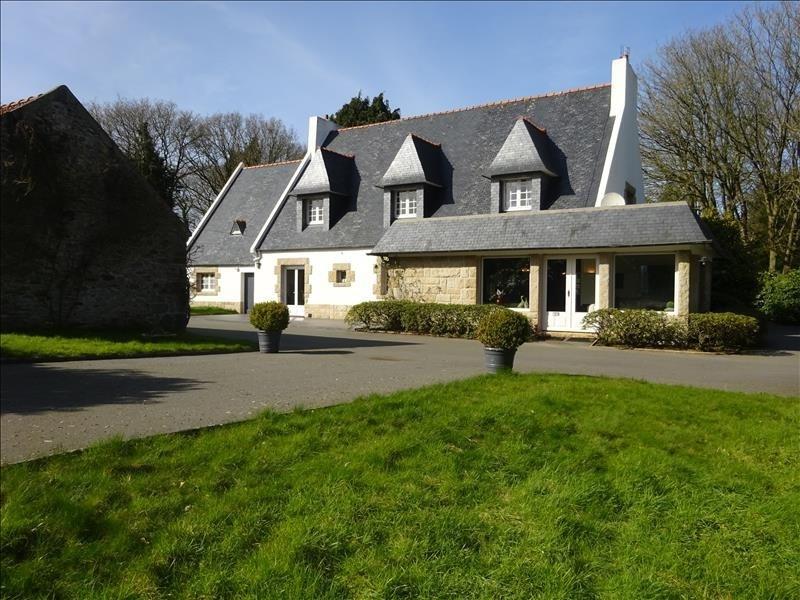 Deluxe sale house / villa Bourg blanc 575000€ - Picture 2