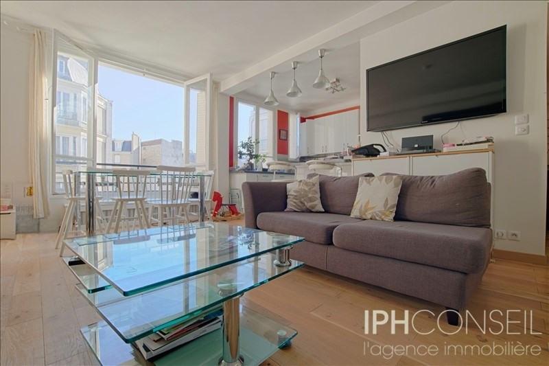 Vente appartement Neuilly sur seine 858000€ - Photo 1