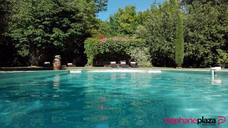 Deluxe sale house / villa Althen des paluds 1 350 000€ - Picture 2