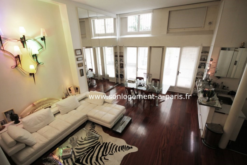 Sale loft/workshop/open plan Paris 10ème 1 850 000€ - Picture 8