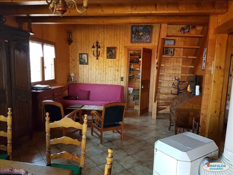 Vente maison / villa Mont saxonnex 295000€ - Photo 1