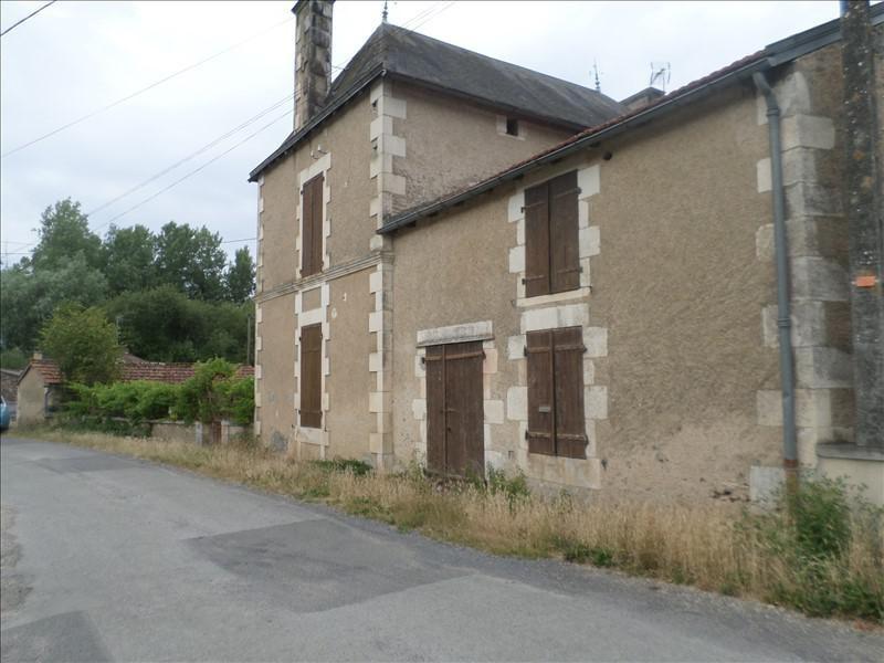 Vente maison / villa Chapelle viviers 49500€ - Photo 1