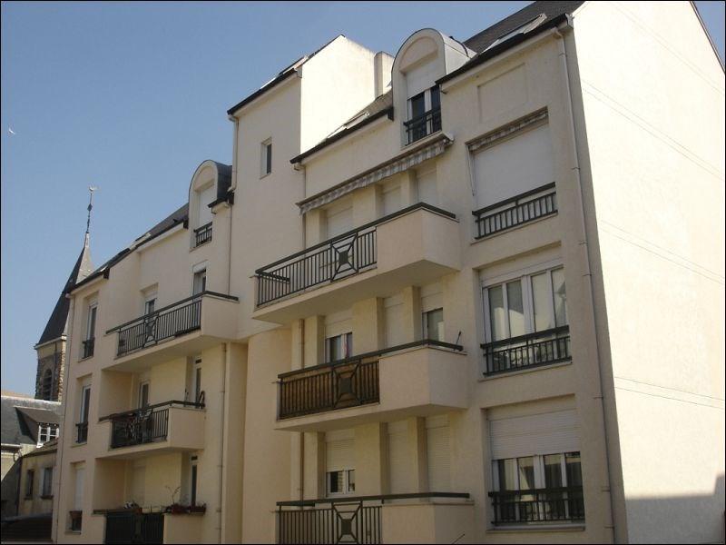 Rental apartment Ablon sur seine 750€ CC - Picture 1
