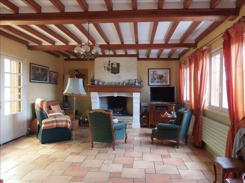 Sale house / villa Villers sur mer 422000€ - Picture 2
