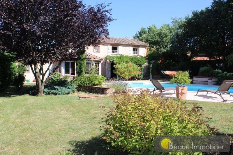 Deluxe sale house / villa Pibrac 596000€ - Picture 4